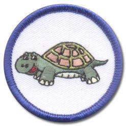 Schwimmabzeichen Schildkröte